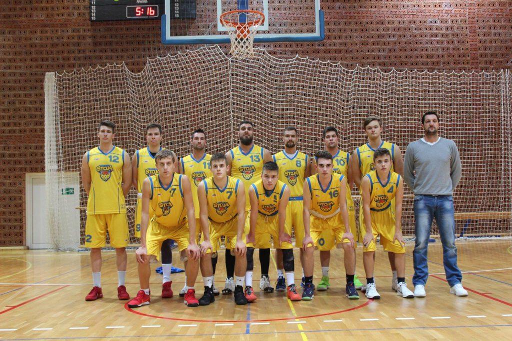 KK Stoja Seniori 2017./2018.