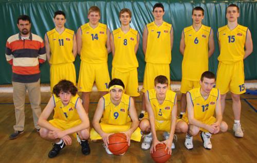 Juniori 2.mj. 2008/09.