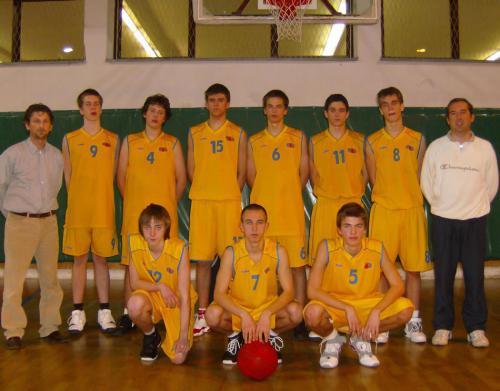 Juniori 3.mj. 2007/08.