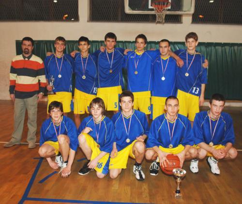 Kadeti 1.mj. 2007/08.