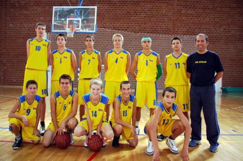 Kadeti 2009/10.