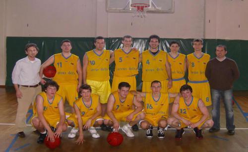 Seniori b1 2007/08.