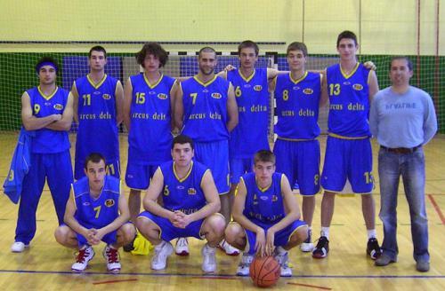Seniori b1  2008/09.